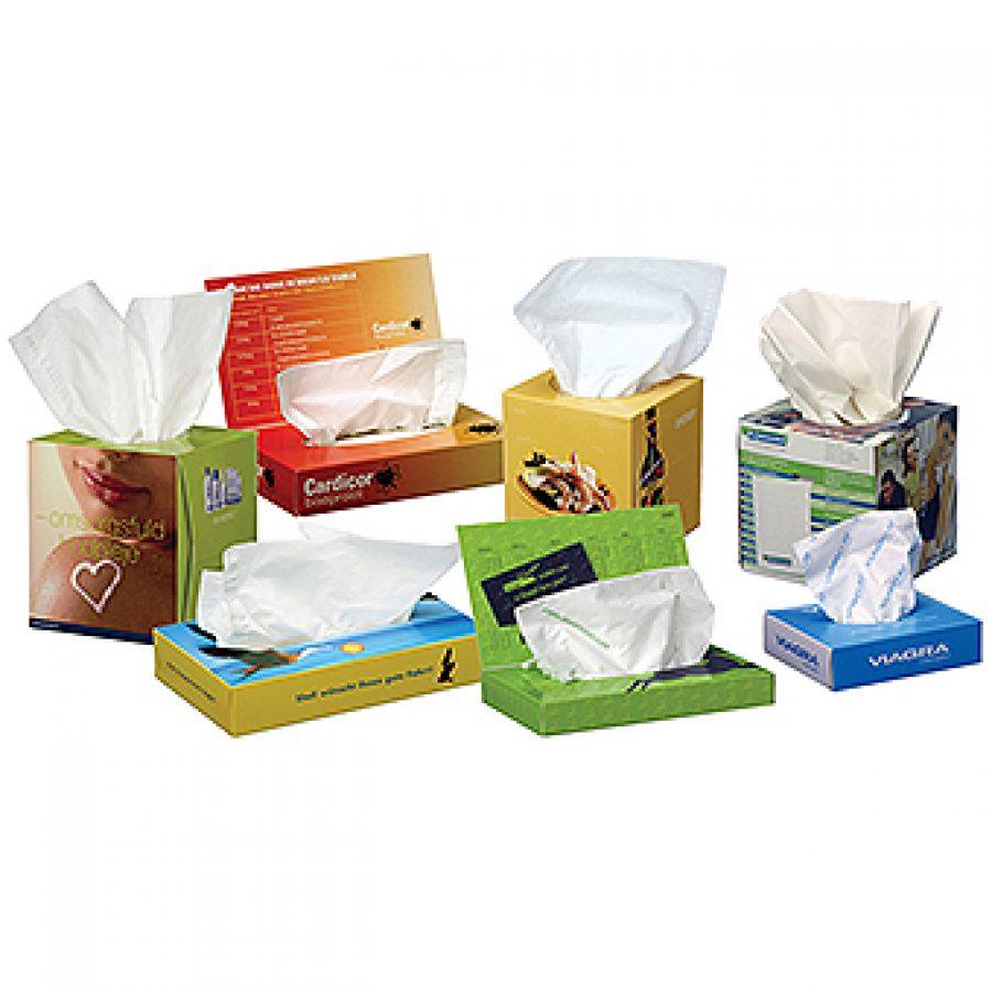 Tissue-boxen